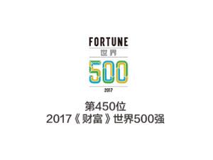 2017《财富》世界500强第450位